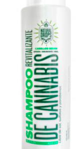 Shampoo Natural Drops Cabellos Secos